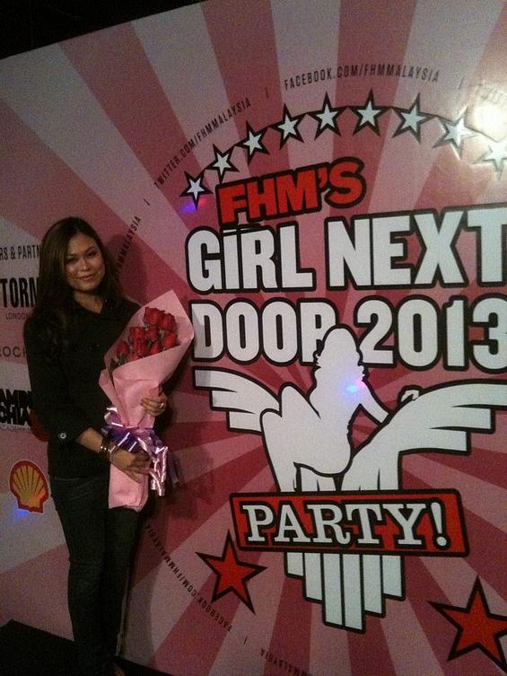 Caroline Fong FHM GDN Finalist 2013 - Caroline Shakira - CarolineShakira - CarolineFong