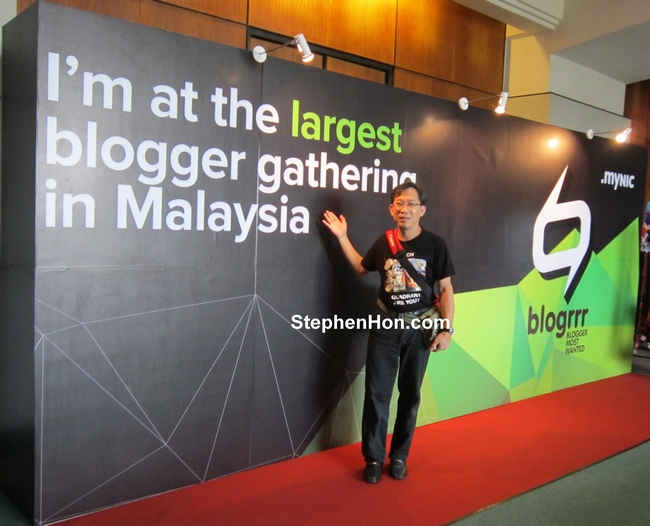 Blogger Most Wanted - Stephen Hon - StephenHon