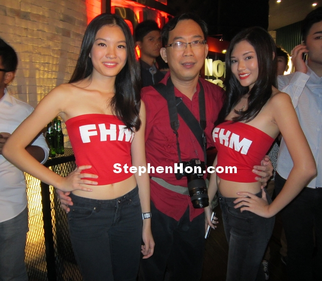 FHM 100 Most Wanted 2013 - Stephen Hon & StephenHon