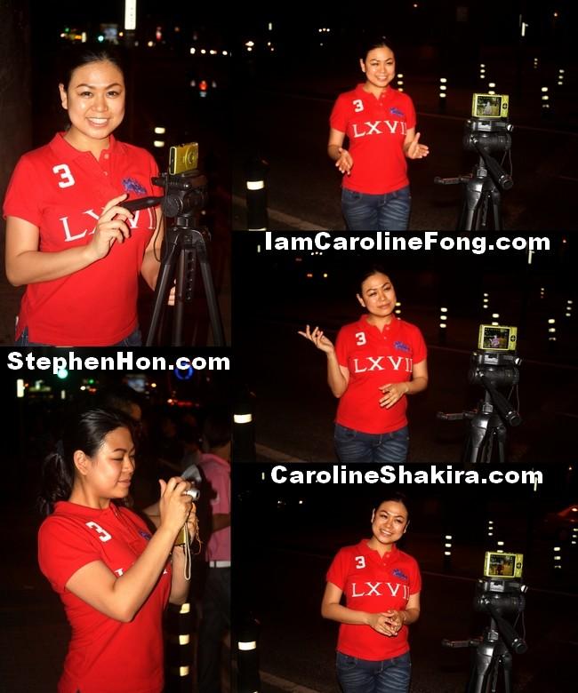 Wesak Day 2014 - Caroline Fong, CarolineShakira, Caroline Fong, Caroline Shakira