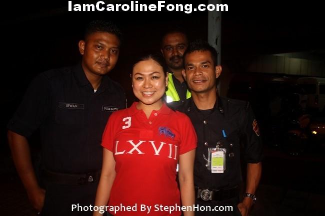 Wesak Day 2014 - Caroline Fong, Caroline Shakira, CarolineFong, CarolineShakira