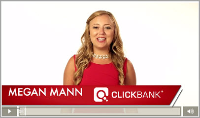 ClickBank University Megan Mann